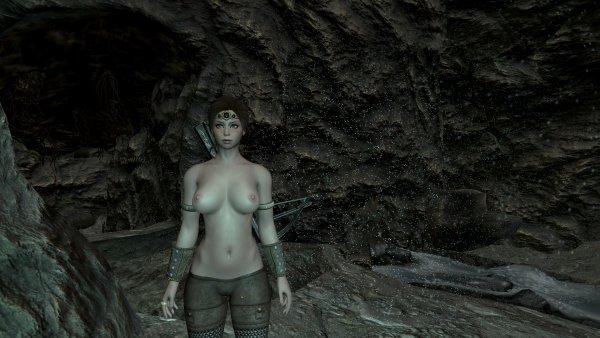 А подземелья тут красивые...