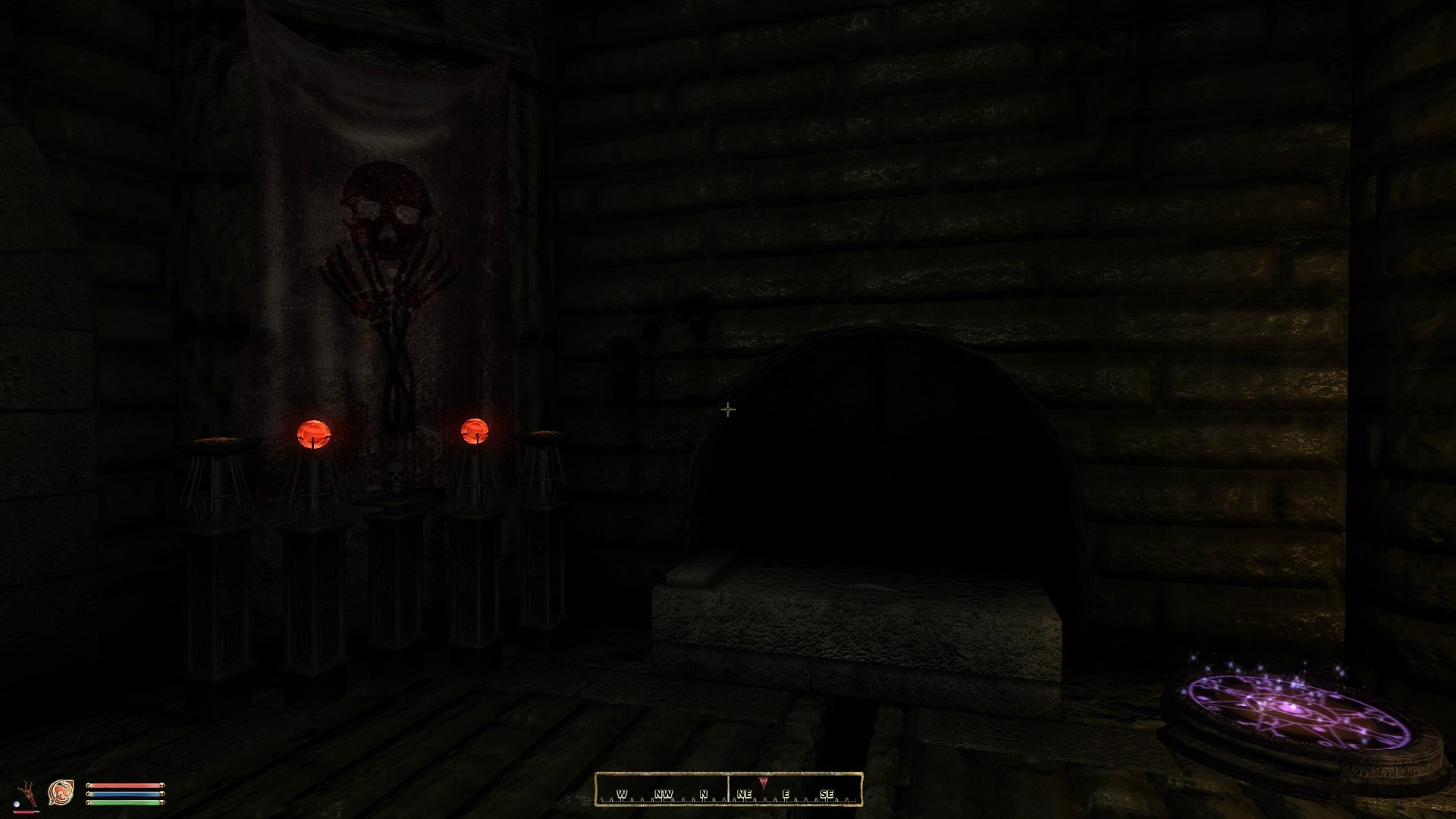 Necromancer-Vampire Companions and Homes Rus