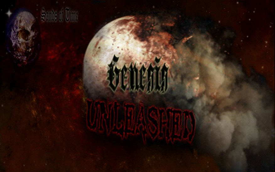 Genesis Unleashed Levelled - Dungeon Spawns and Encounters and Treasure LE и SE Rus