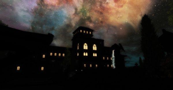 Ночью в Арк. Enderal