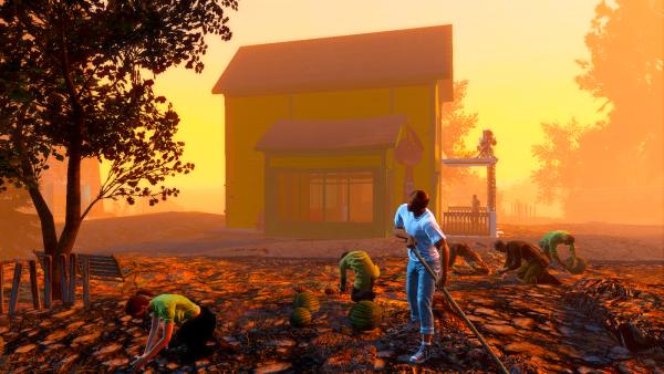 В поселении - Маяк Кингспорта. Fallout-4