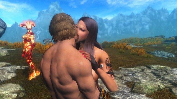 Сейчас поцелуемся и в ЗАГС  ;)