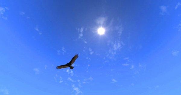 Качество прорисовки неба.. Новый Вегас