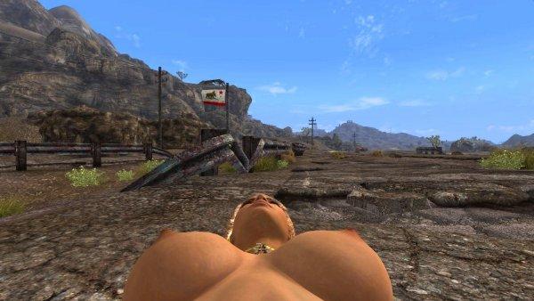 Я на солнышке лежу..  New Vegas