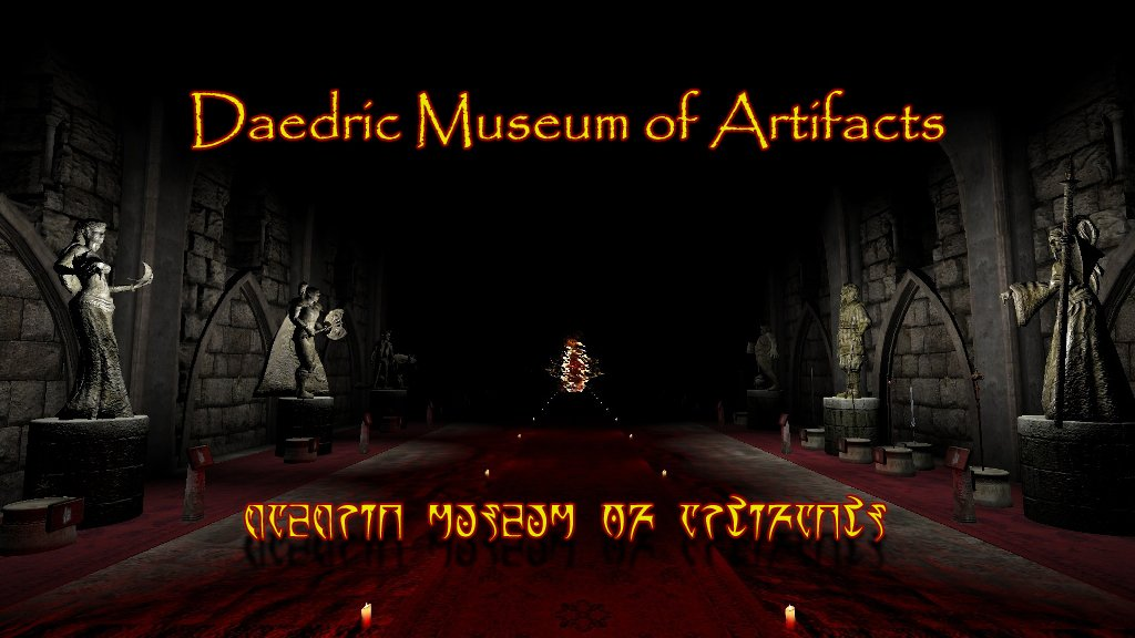 Daedric Museum of Artifacts Rus