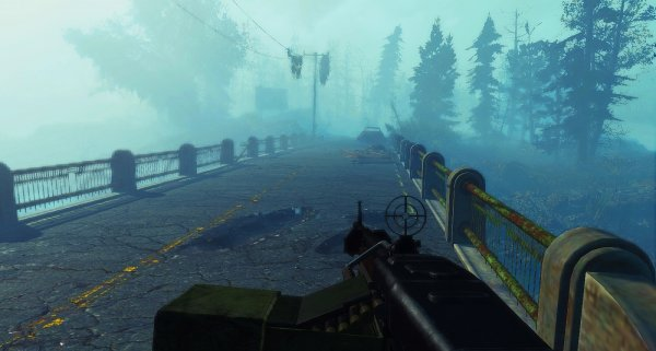 На Фар Харборе. Fallout4