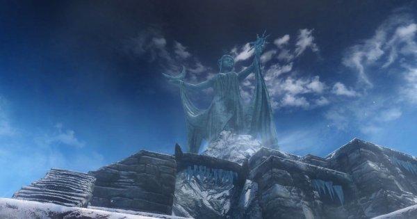 Святилище Азуры - поровительницы Данмеров