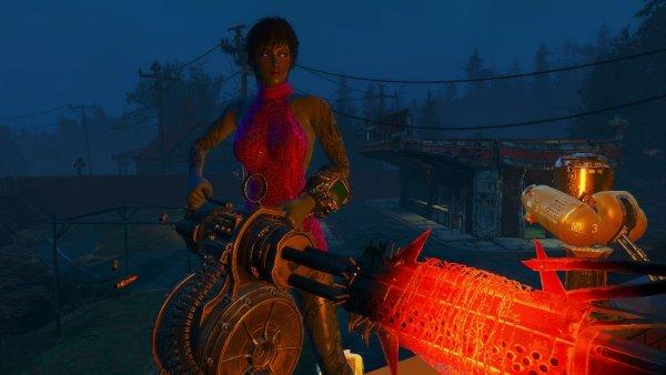 Демка зажигает по-крупному ;) Fallout4