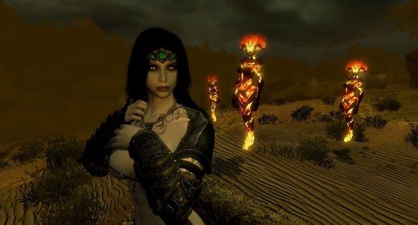 Нора и её Лорды-Атронахи.. SLE (Тропики 4.0)