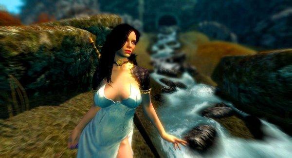Йеннифер - красотка! SkyrimLE (Сборка 4.0)