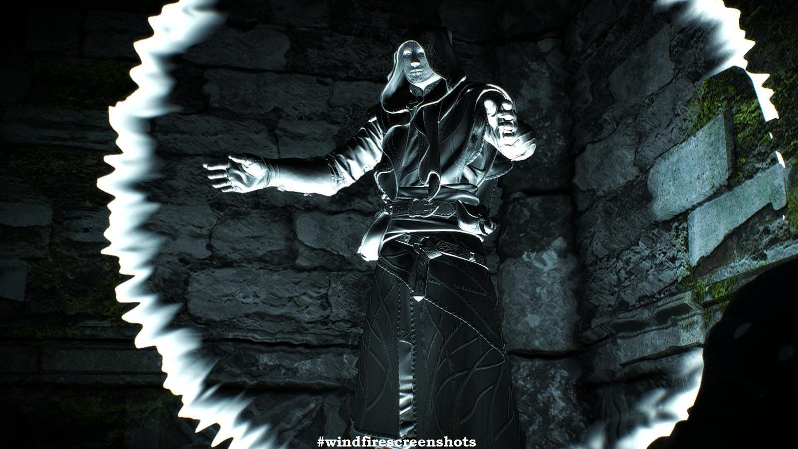 witcher3 Сообщение для Цири