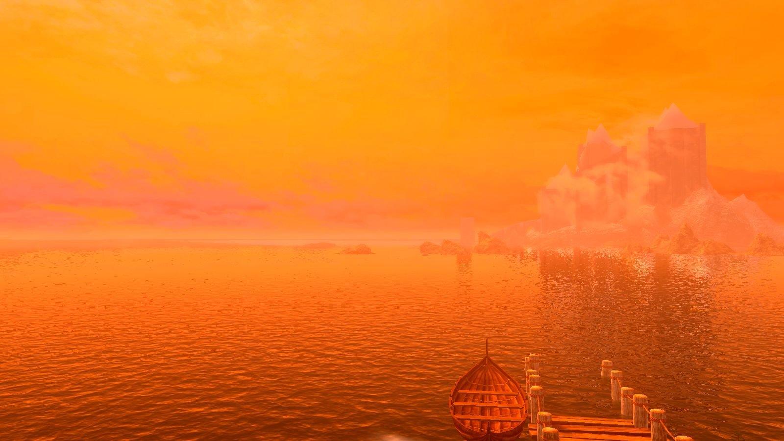 Пейзаж.. SkyrimSE (сборка 6.0 ЛЕТО)