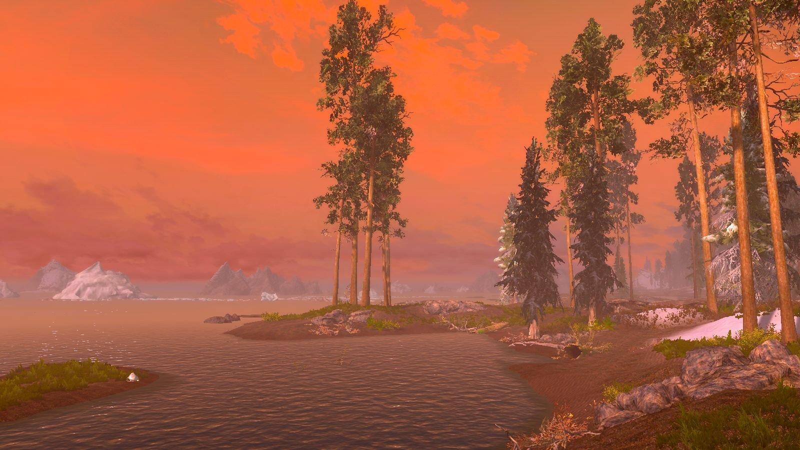 Пейзажи на закате.. (сборка 6.0 ЛЕТО)