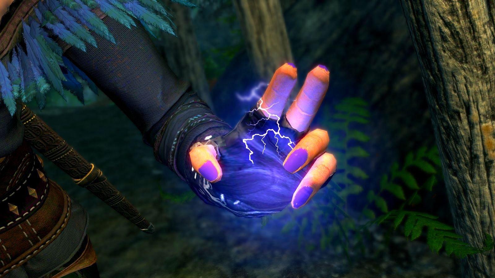 Магия... SkyrimSE (сборка 6.0)
