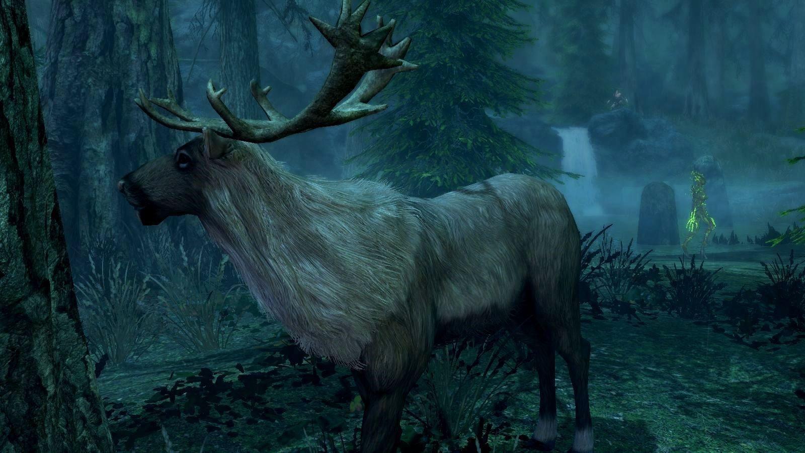 В лесу... SkyrimSE (сборка 6.0)