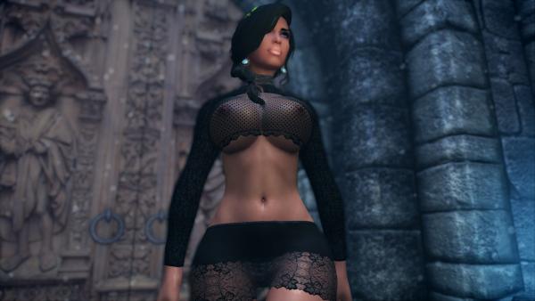 Skyrim SE 6.0 - Модница