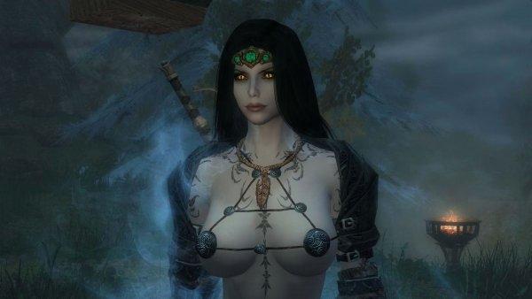 Нора на Солстейме.. SkyrimLE (Тропики 4.0)