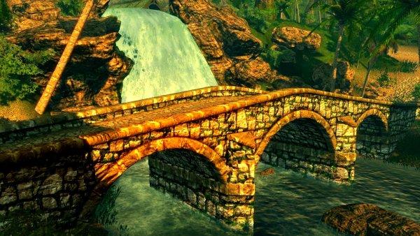 Мост. (Тропики 4.0)
