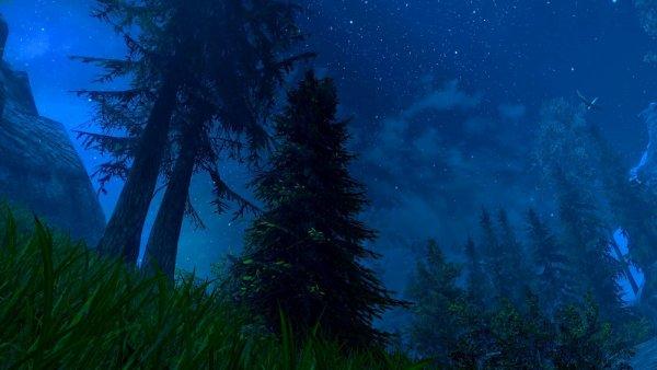 Ночные пейзажи в (сборка 6.0 ЛЕТО)