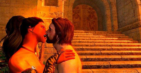 Любит Дориана поцеловаться.. (сборка 6.0 ЛЕТО)