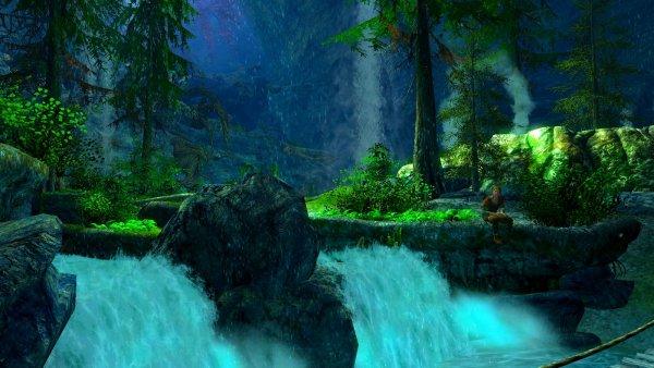 В пещере Великого Древа. (сборка 6.0 ЛЕТО)