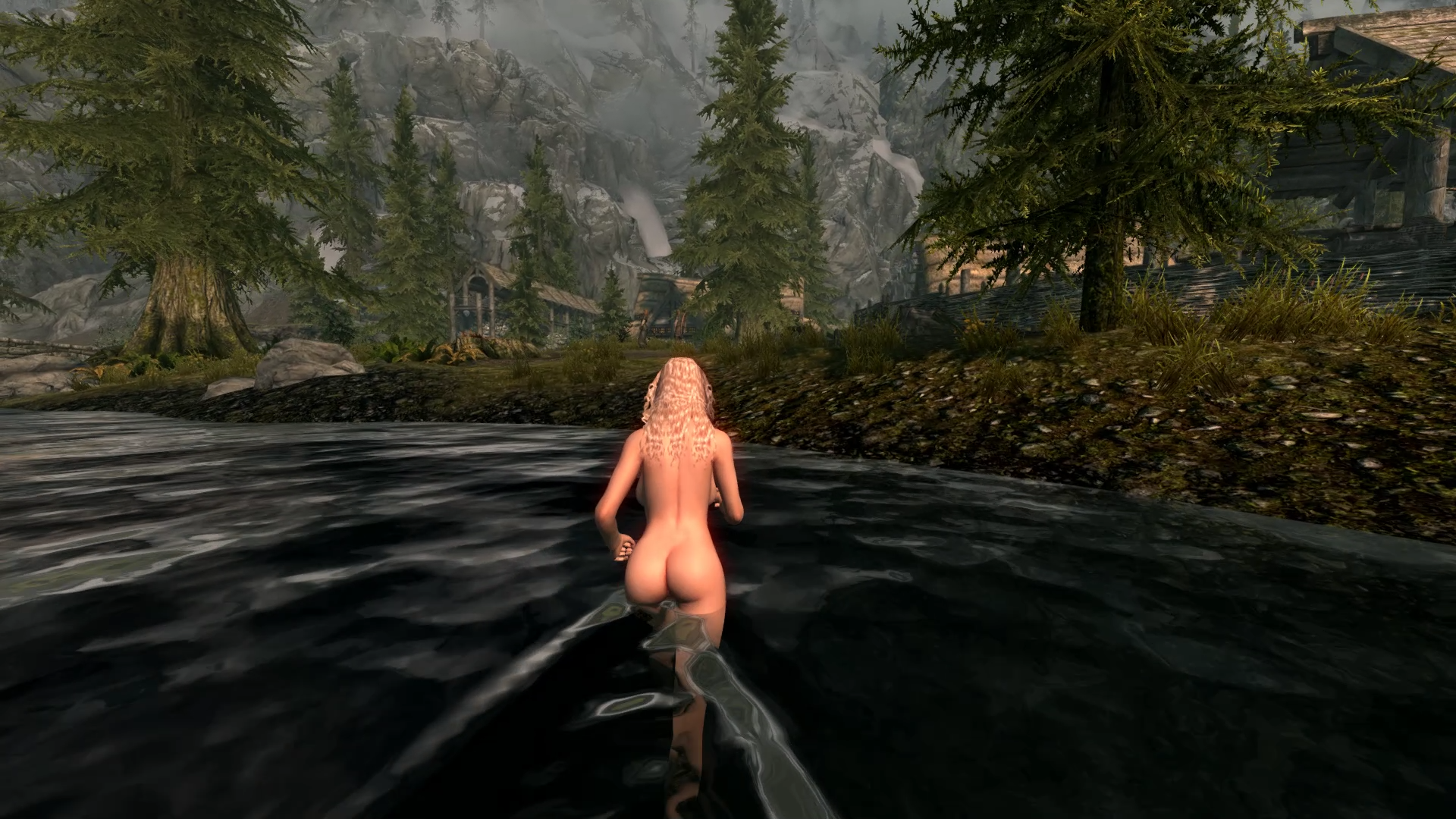 Skyrim LE light сборка v20