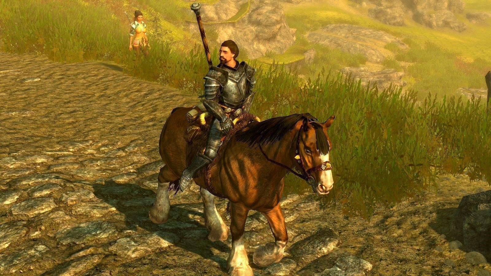 Странствующий рыцарь.. (сборка 6.0 ЛЕТО)