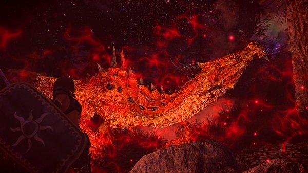 SkyrimSE 6.0 (Лето) - Буйство дракона