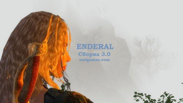 (вариант обложки-3) Enderal (сборка 3.0)