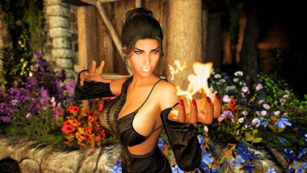 SkyrimSE 6.0 - Практическая магия