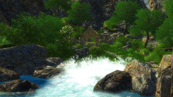 ПЕЙЗАЖИ.. Enderal Forgotten Stories (СБОРКА 3.0)