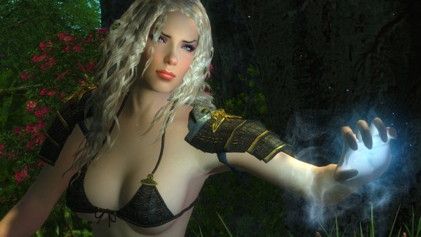 Алиса с магией холода.. Enderal (СБОРКА 3.0)