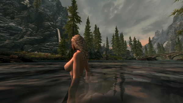Skyrim LE light v20