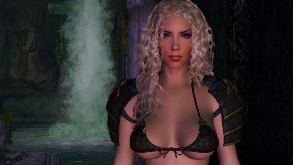 Алиса в катакомбах храма. Enderal (СБОРКА 3.0)