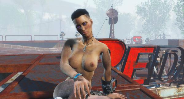 Скрины со старого amlgames.. ;) Fallout4