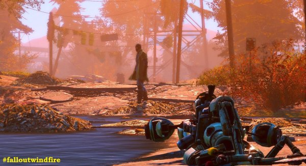 Грусть, печаль, фаллаут... Fallout-4