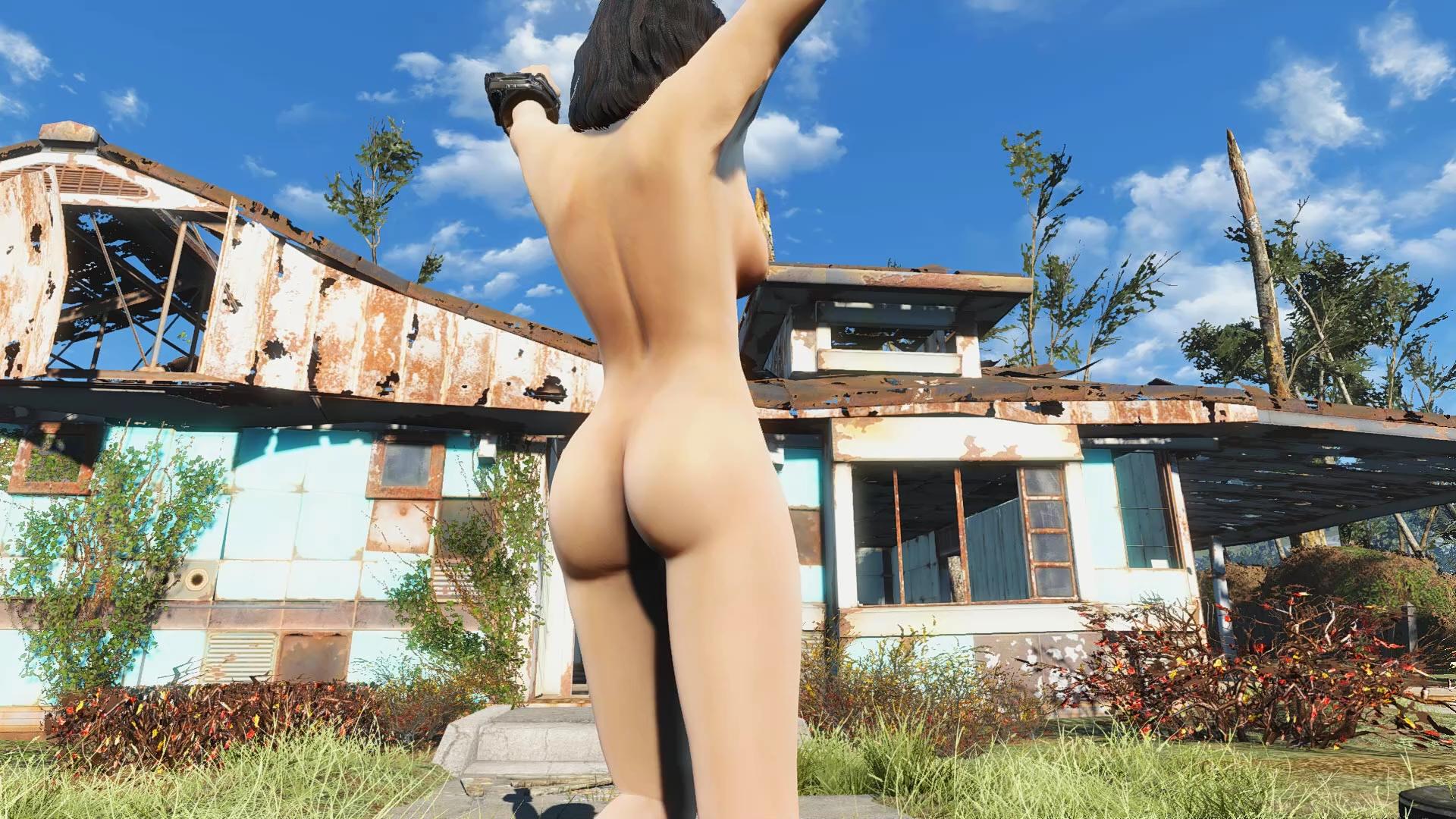 SEXFall: 6.4 + DD - Большая сборка лучших обычных и секс модов для Fallout 4