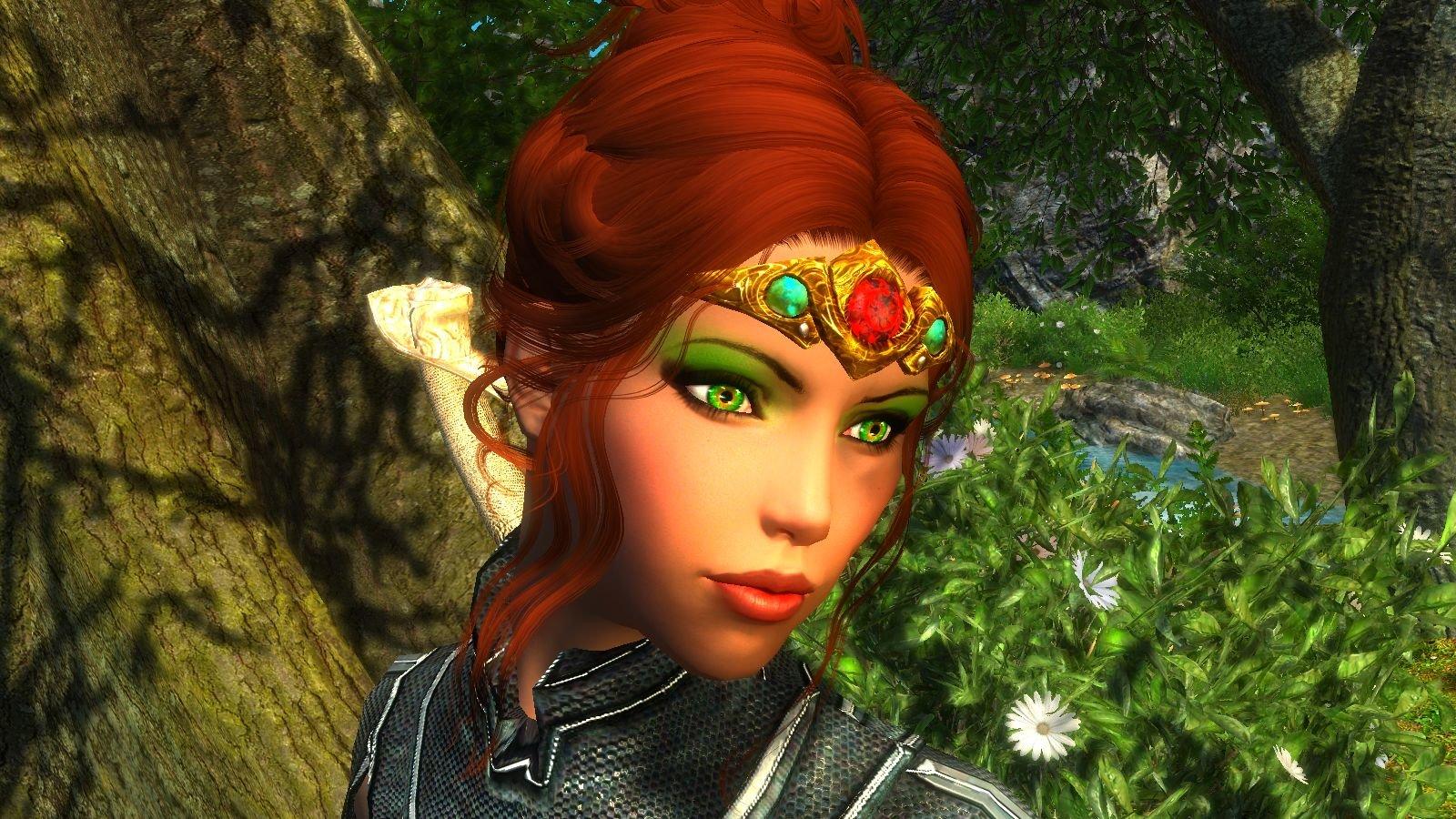 Шэйла в Enderal Forgotten Stories (сборка 3.0)