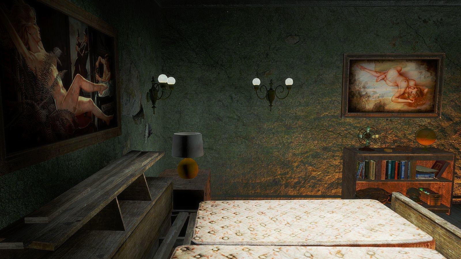 Хотели бы жить со вкусом в Fallout-4 (сборка 6.0)