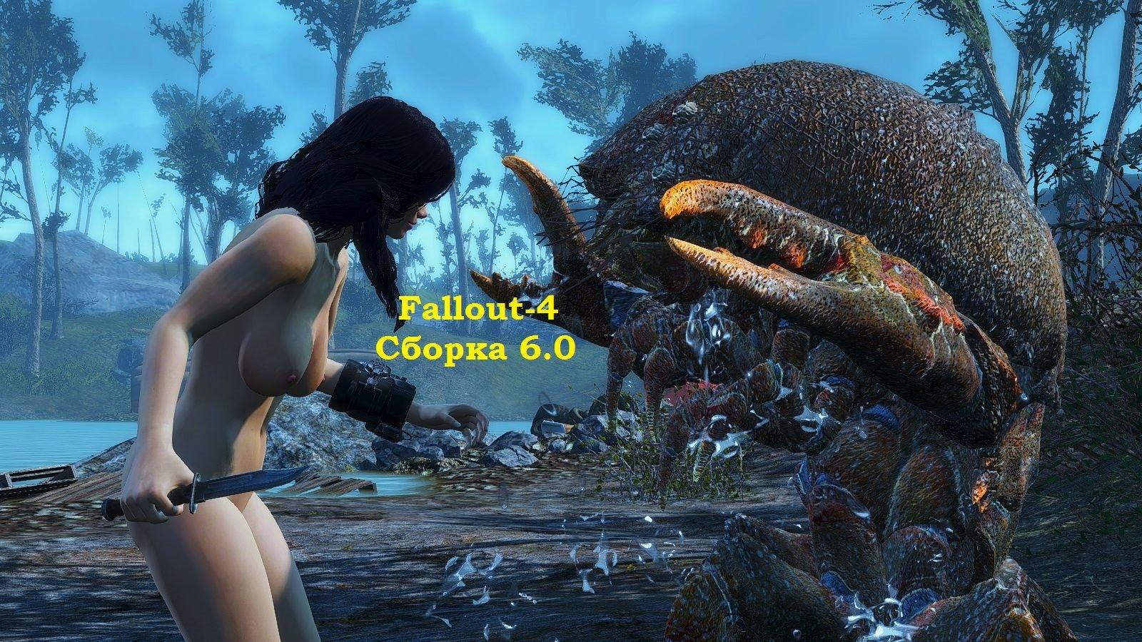 Обложка (2) Fallout-4 (сборка 6.0)
