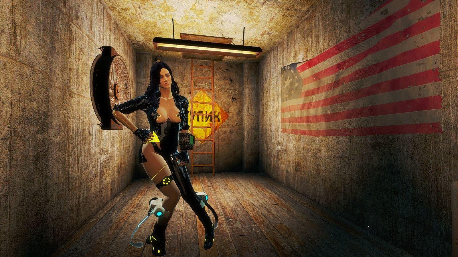 Это тупик ))) Fallout-4 (сборка 6.0)