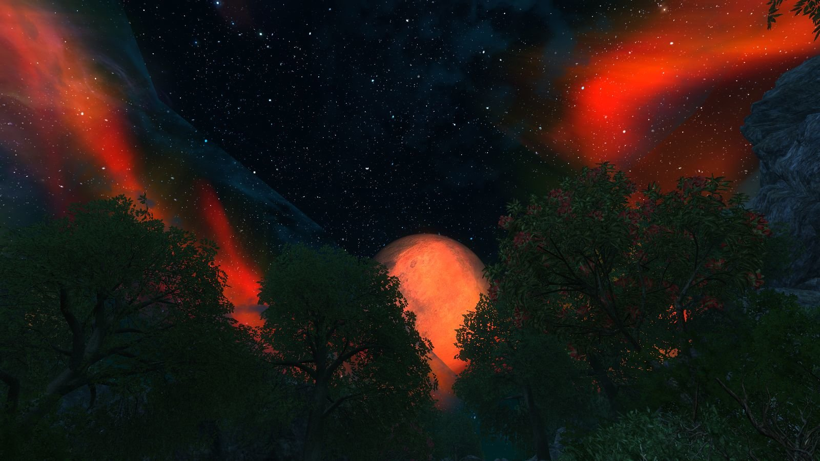 Ночное небо.. Enderal Forgotten Stories (сборка 3.0)