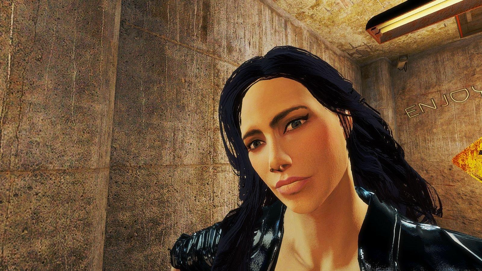 """Настроение""..  Fallout-4 (сборка 6.0)"
