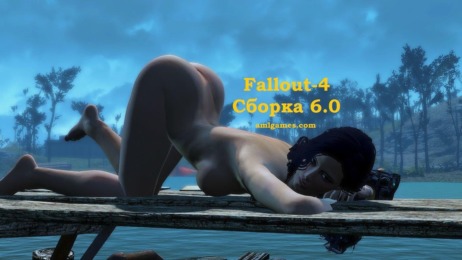 Обложка (5) Fallout-4 (сборка 6.0)