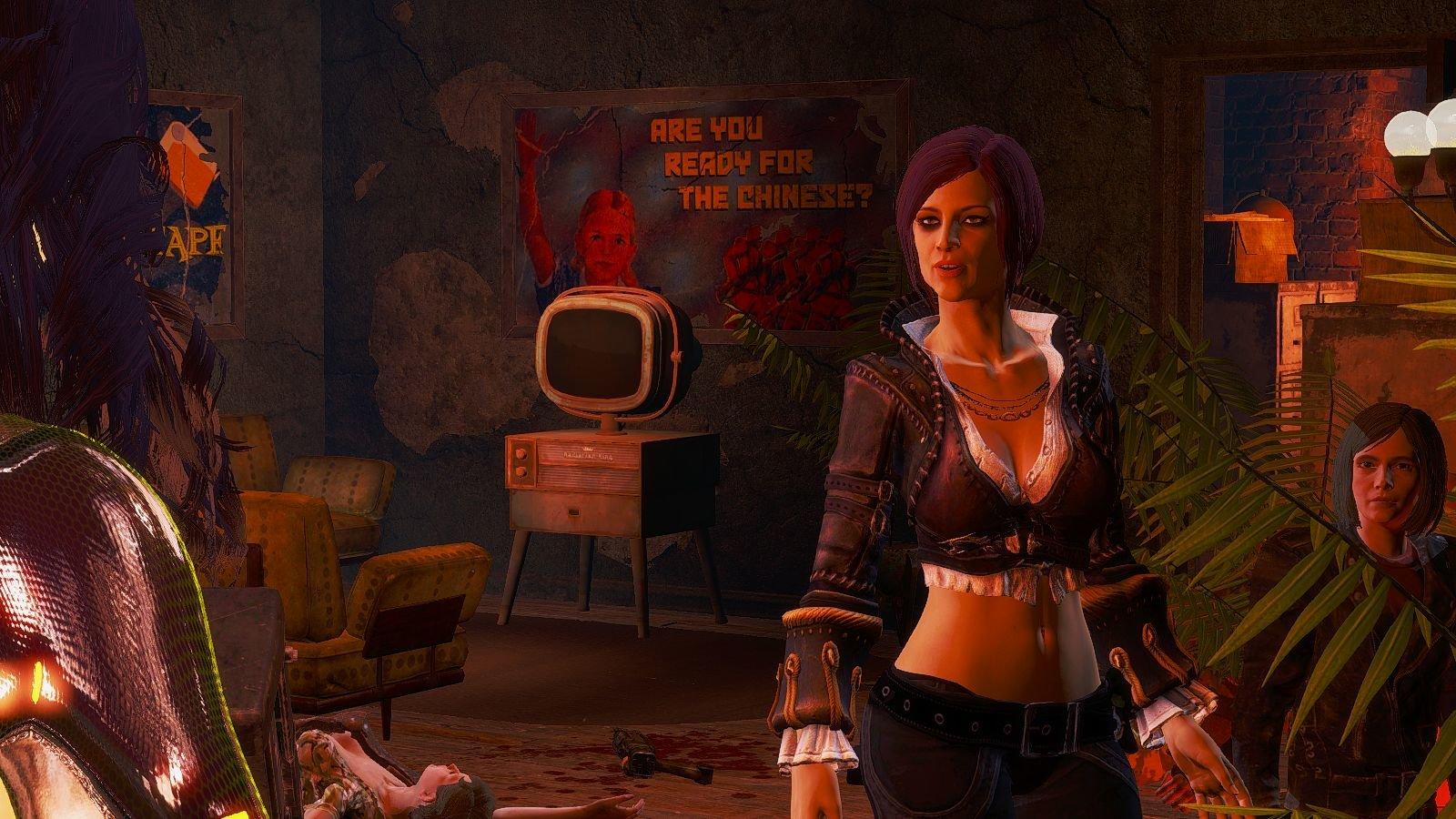В сборке Fallout-4 (сборка 6.0) появятся новые..