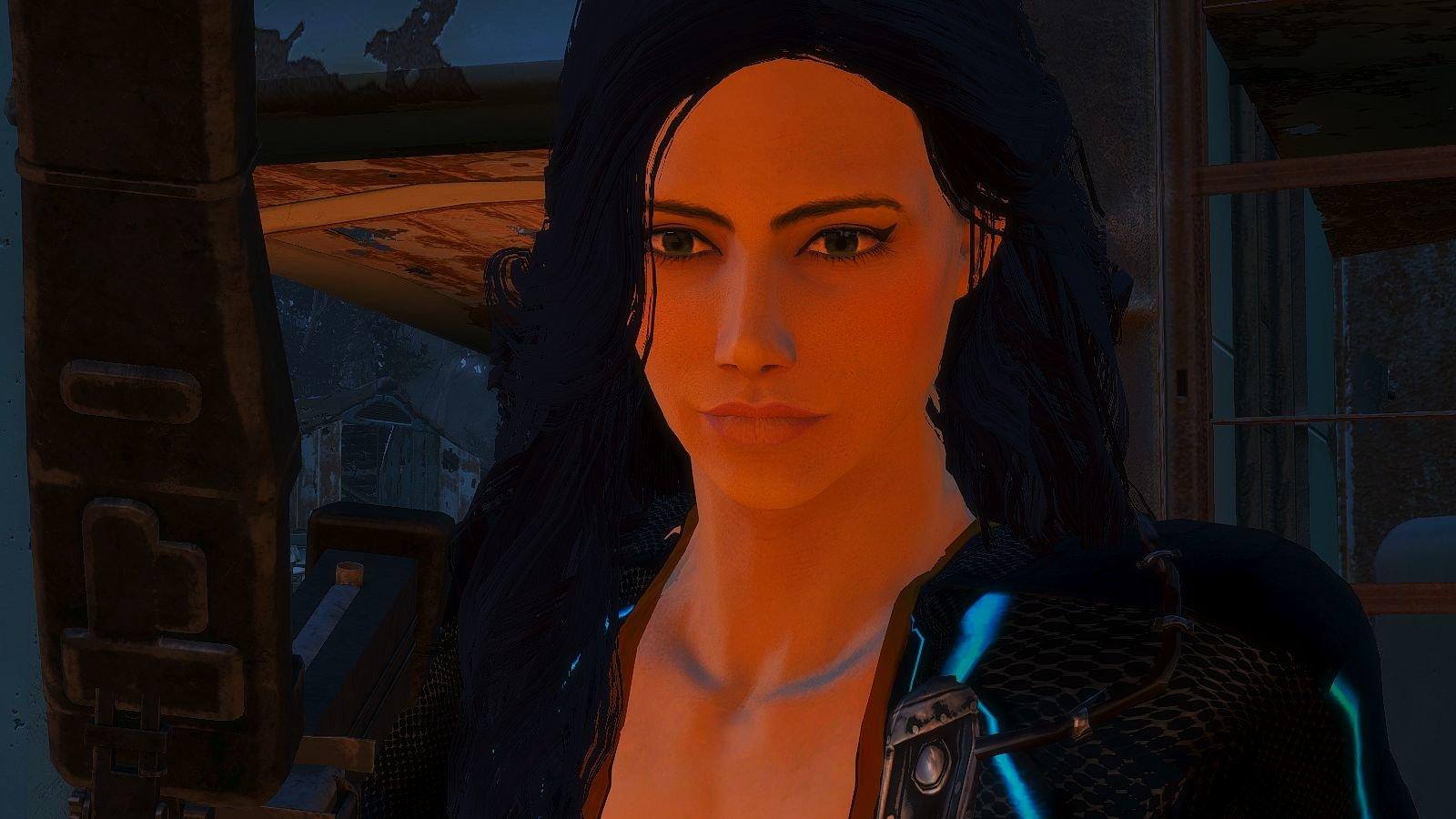 Алиса - главная героиня в Fallout-4 (сборка 6.0)