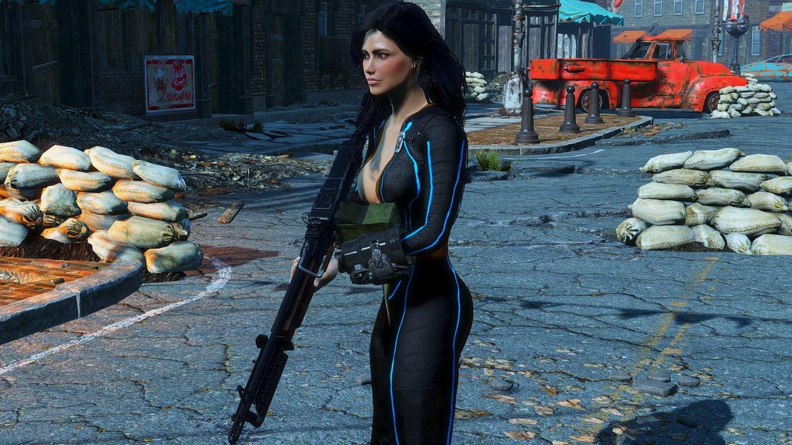 В Конкорде.. Fallout-4 (сборка 6.0)