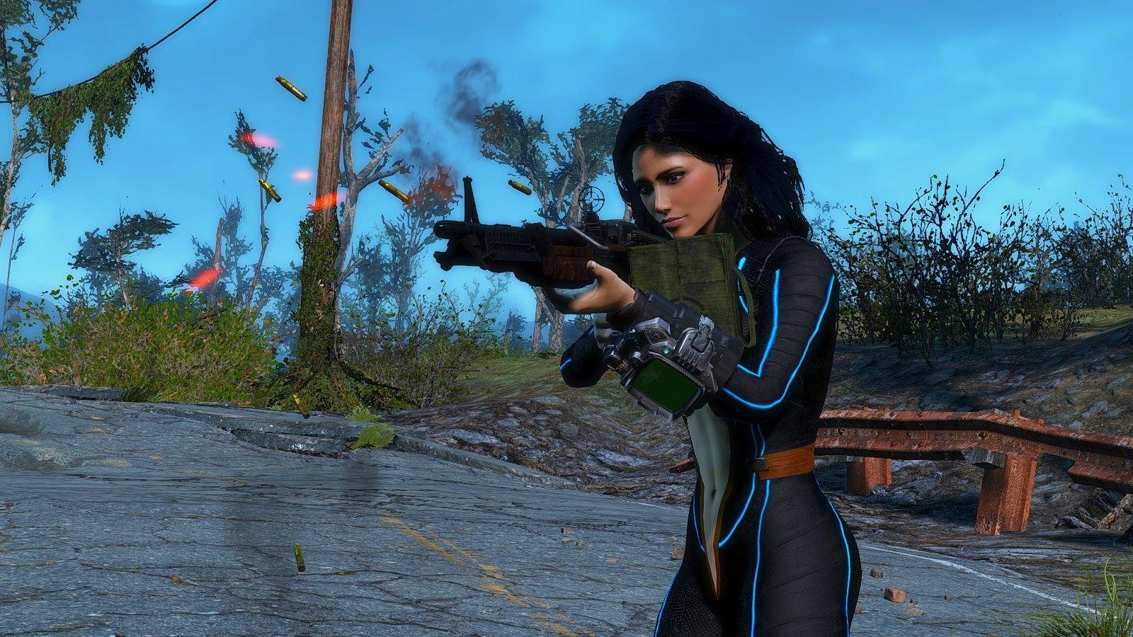Алиса в Fallout-4 (сборка 6.0)