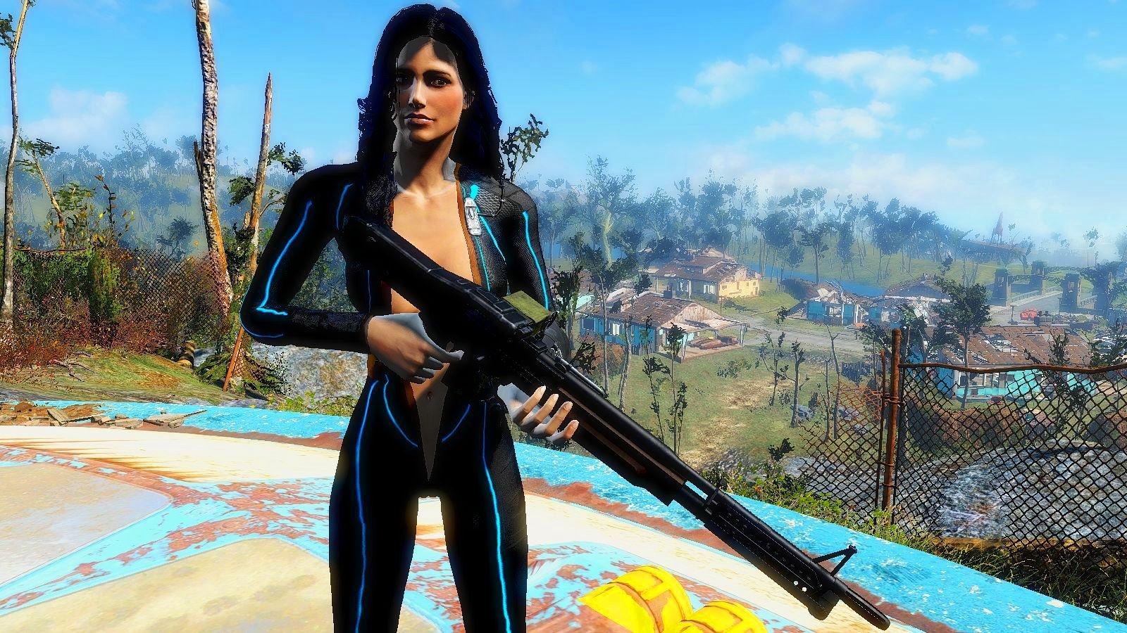 К приключениям готова! Пошли! Fallout-4 (сборка 6.0)
