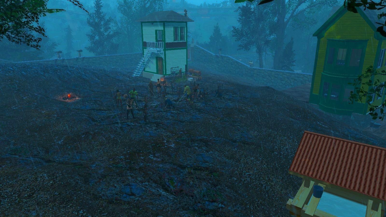 Кто узнает ванильное поселение? Fallout-4